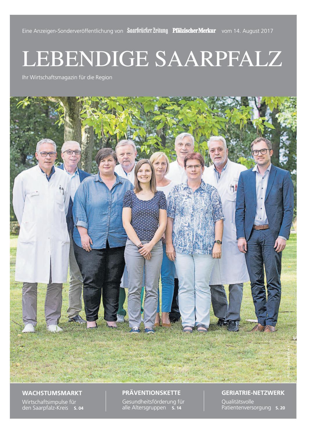Lebendige Saarpfalz - Ihr Wirtschaftsmagazin für die Region by Saarbrücker  VerlagsService GmbH - issuu