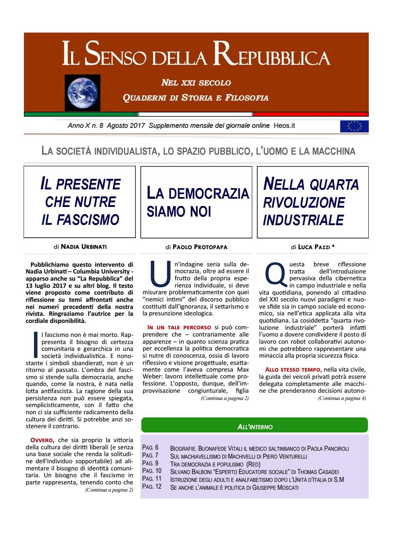 Sr agosto 17 by Heos.it Umberto Pivatello - issuu a6fdb4bdbc1
