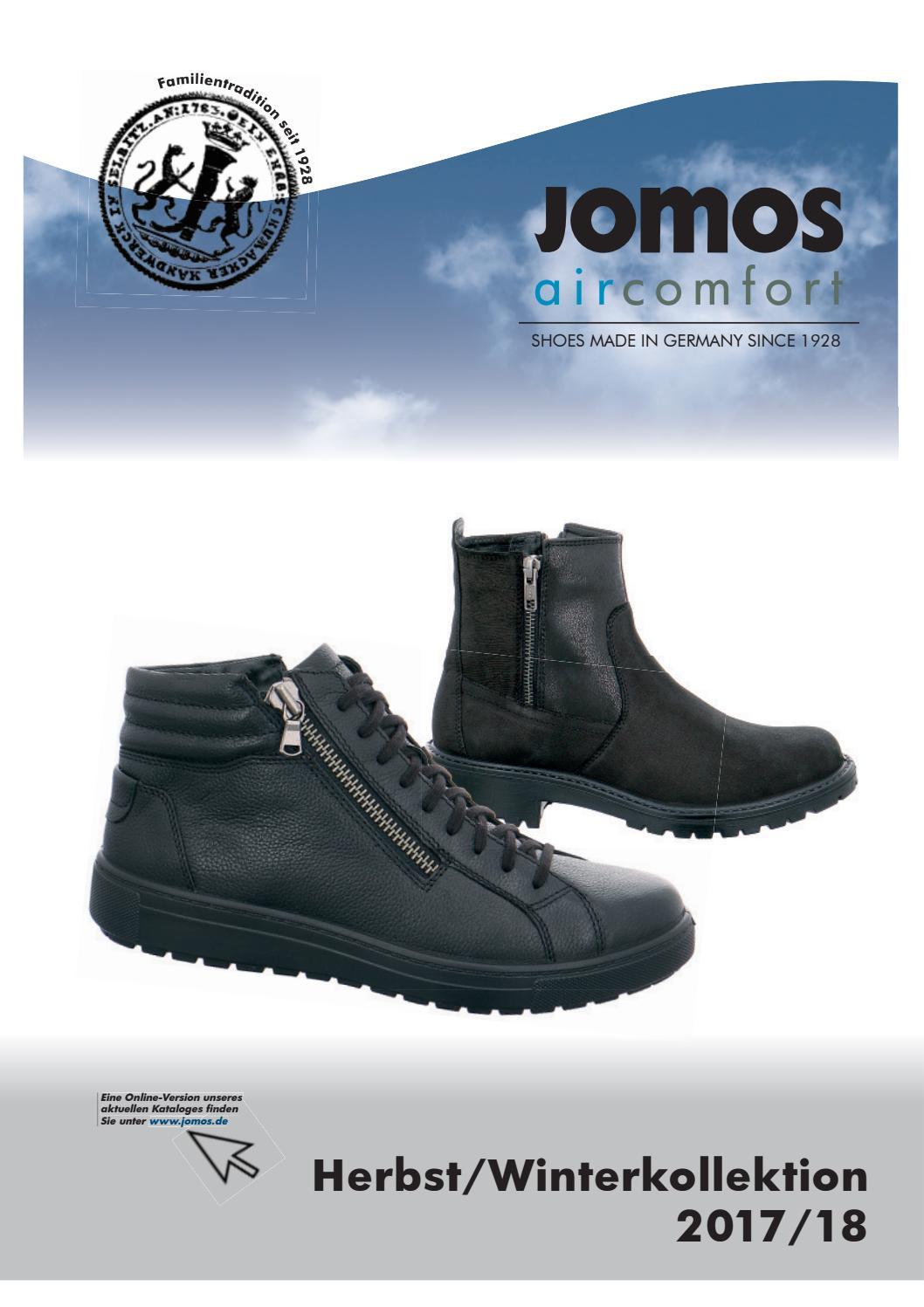 JOMOS AIR COMFORT Damen Schuhe LAMMFELL Stiefeletten Leder