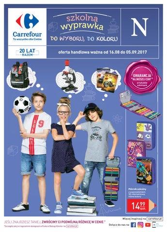 99d71e429d8fe Carrefour gazetka od 16.08 do 05.09.2017 by iUlotka.pl - issuu