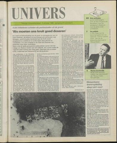 Citaten Angst Voli : 1986 10 03 by redactie univers issuu