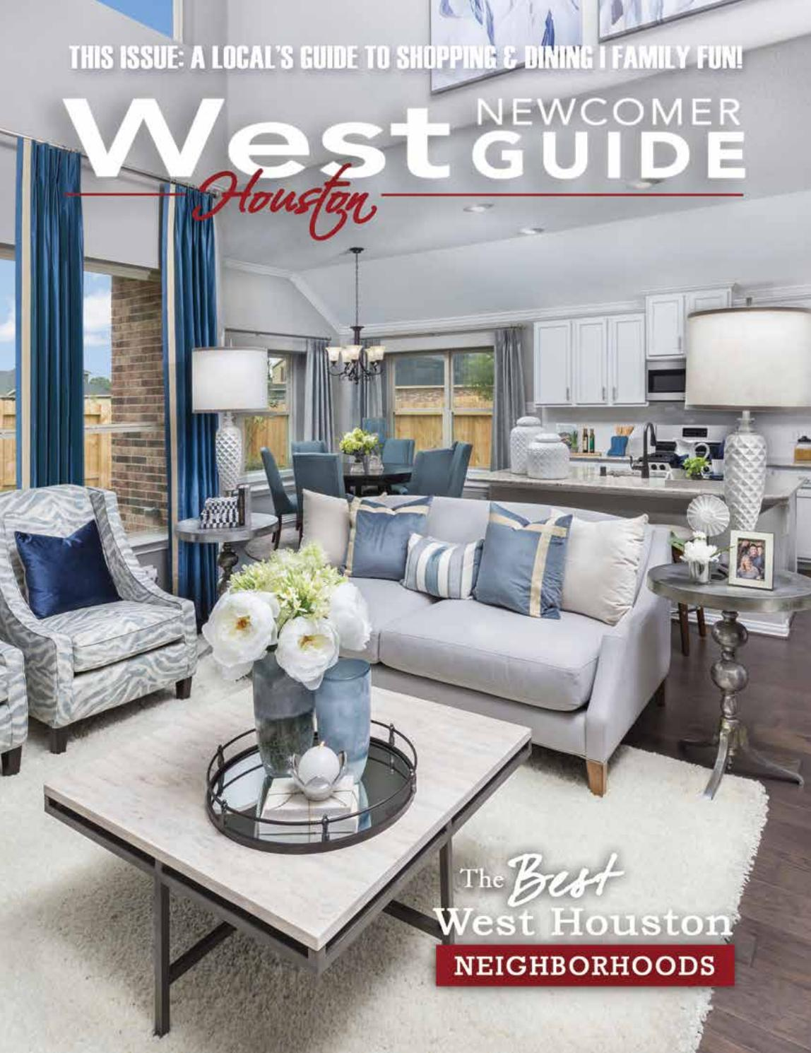 West Houston Newcomer Guide - Winter | Spring 2017 by WEB ... on