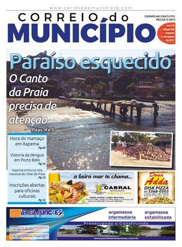 7ce9fa231 Edição 340 - CM by Fabiano Soares - issuu
