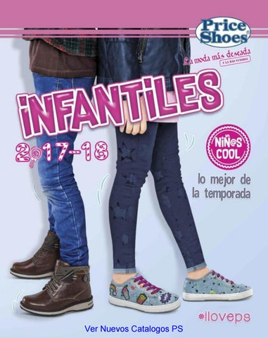 6837dd22 Price shoes infantiles 2017 18 by catalogos de mexico - issuu
