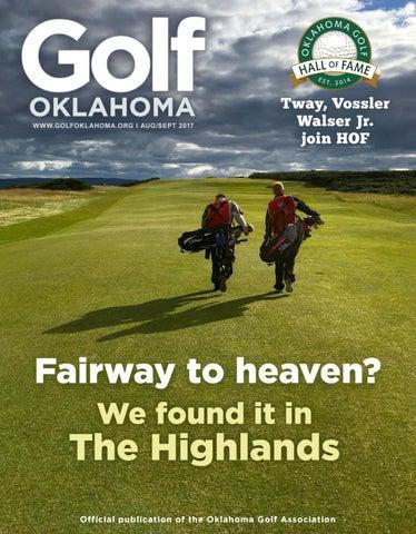 Official publication of the Oklahoma Golf Association