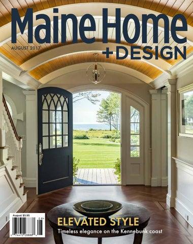 MHD August 2017 by Maine Magazine - issuu
