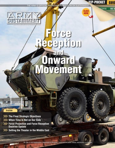 Army Sustainment September-October 2017 by Army Sustainment - issuu