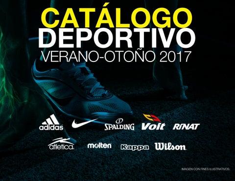 Lista de precios - Catálogo Deportivo 2017 - 2 by Activa Express ... b953f5a96be50