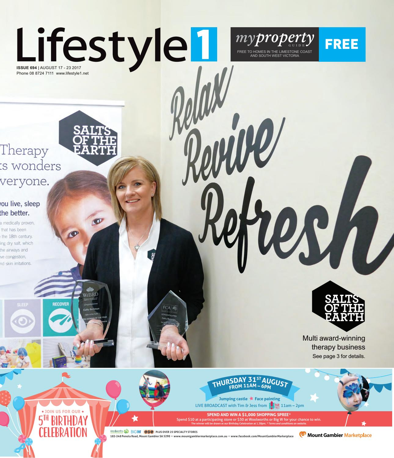 Lifestyle 1 Issue 694 By Lifestyle1 Issuu How To Replace A 3way Switch Kanderson Enterprises
