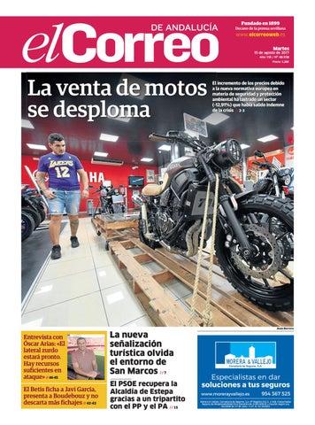 08 De Andalucía El By 2017 S 15 Correo lIssuu 9EHID2W