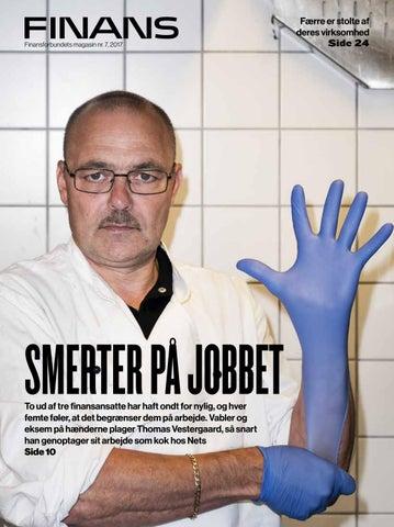 Færre er stolte af deres virksomhed Finansforbundets magasin nr. 7 49de578c9a565
