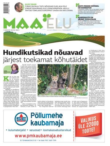 234c3b667c0 Maa Elu, 17. august 2017 by AS Eesti Meedia - issuu