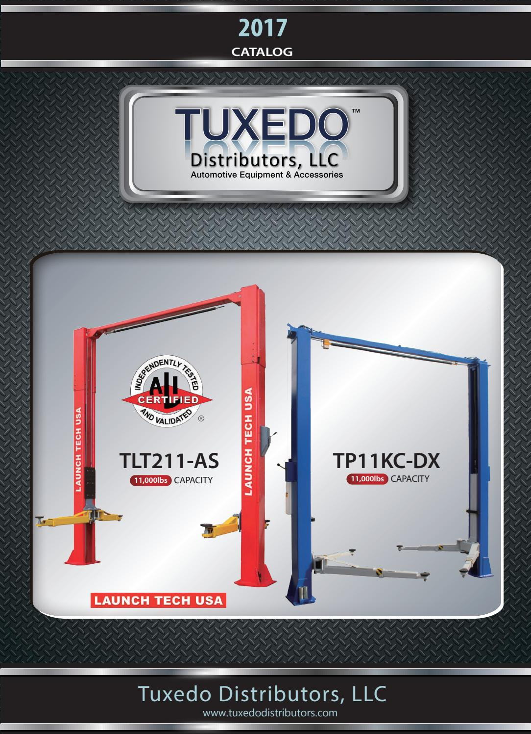Tuxedo 2017 Catalog By Distributors Issuu Car Lift Wiring Diagram