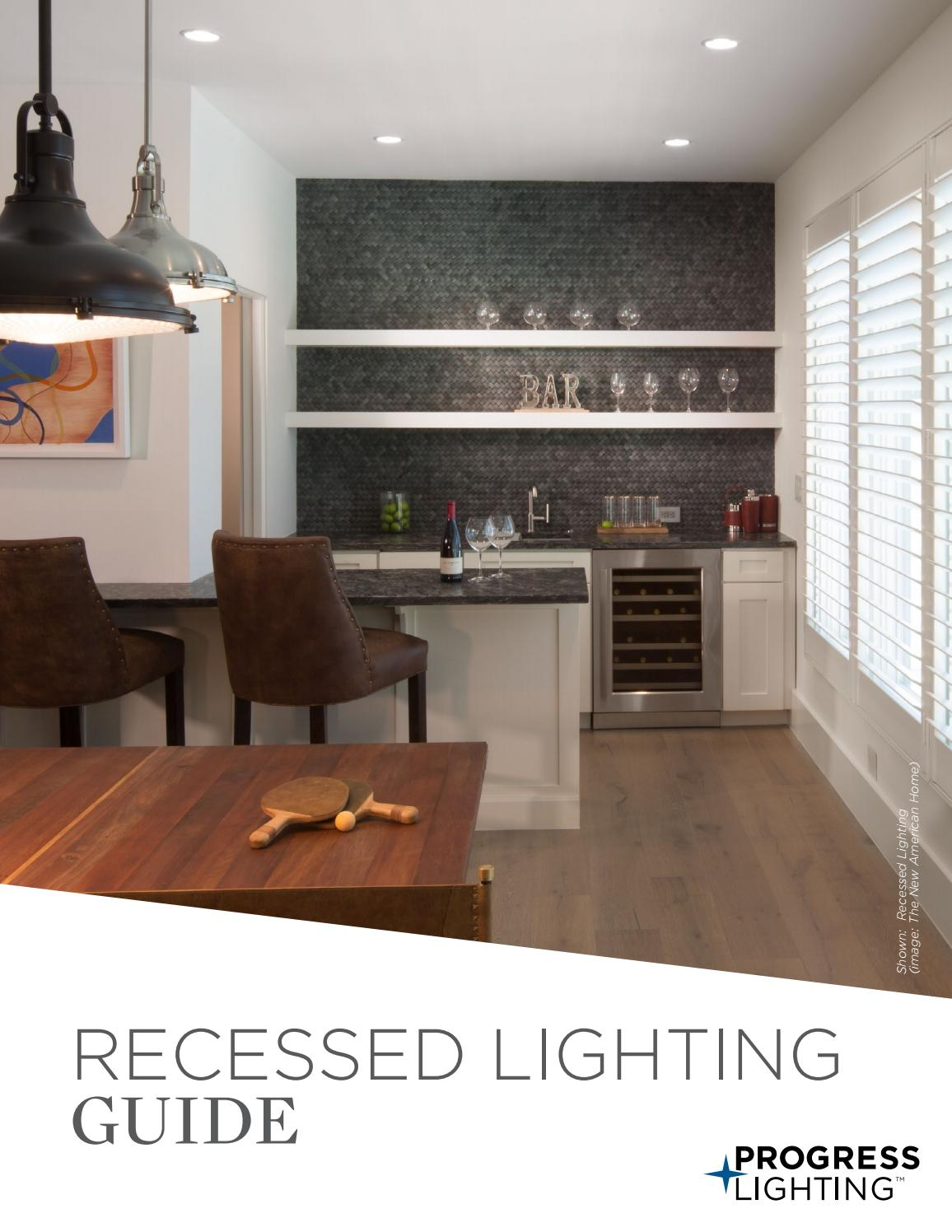 Progress Lighitng Recessed Lighting