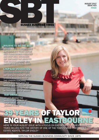 9233be9f8bb Sussex Business Times - Issue 415 by Life Media Group - issuu