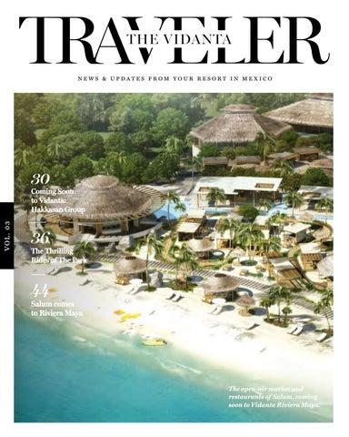 The Vidanta Traveler Volume 3 By Grupo