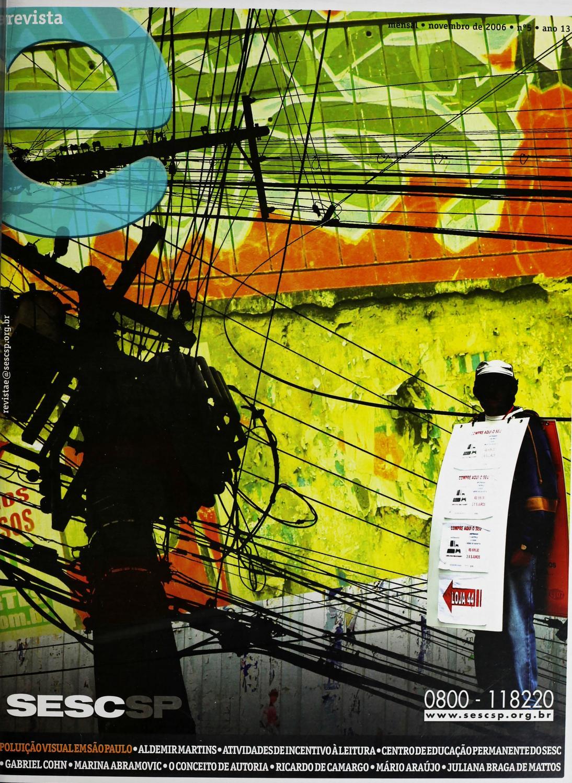 242d089140 Revista E - Novembro de 2006 - ANO 13 - Nº 5 by Sesc em São Paulo - issuu
