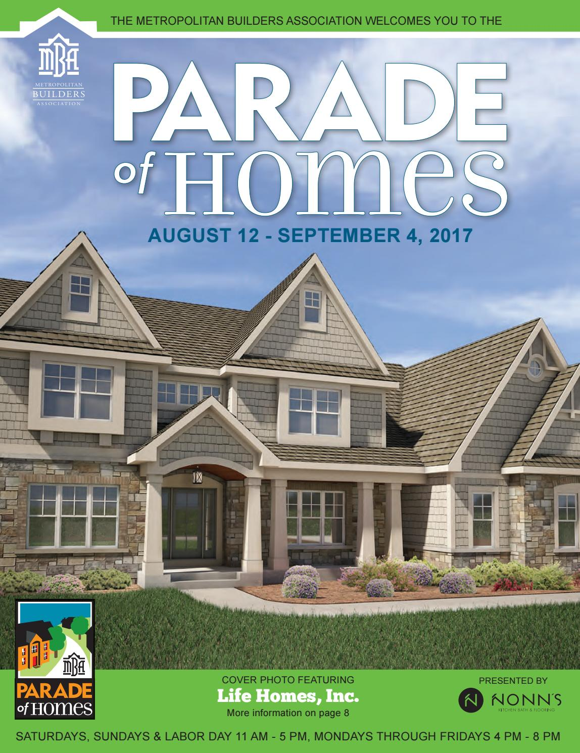 2017 Spring Parade of Homes Remodelers Showcase® Guidebook by BATC ...