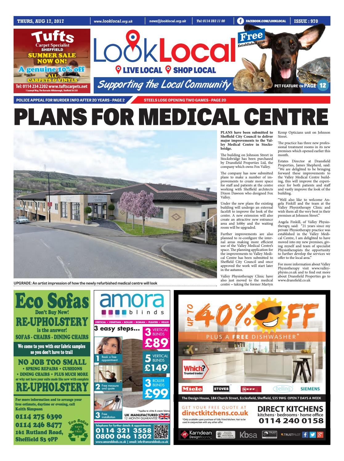 1c762ed0f5 Issue 970 Thursday 17 August 2017 by Look Local Newspaper - issuu