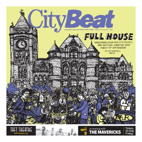 CityBeat Aug 16 2017 By Cincinnati