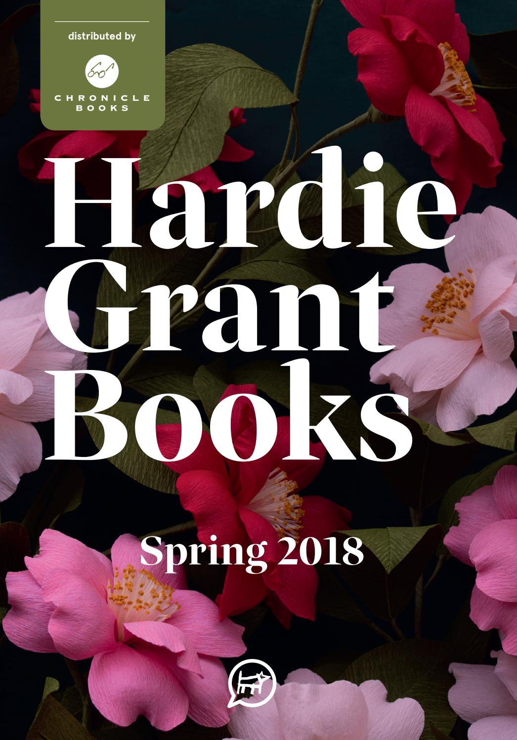 Hardie grant us catalog spring 2018 by Hardie Grant Books - issuu