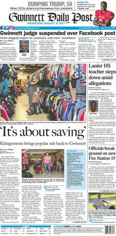 f64476178324 August 16 Gwinnett Daily Post by Gwinnett Daily Post - issuu