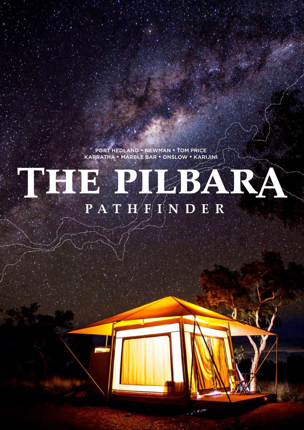 The Pilbara Pathfinder 2017 By Form Wa Issuu