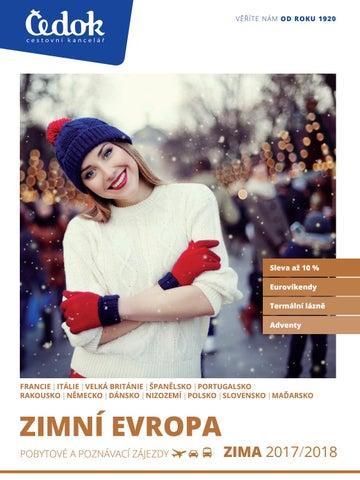 2dc03bbd706 Čedok  Zimní Evropa - zima 2017 2018 by CK Čedok a.s. - issuu