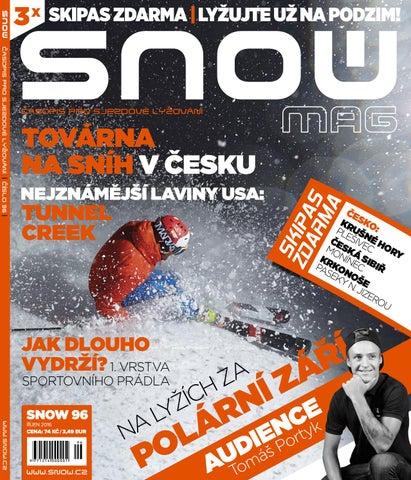 SNOW 96 - říjen 2016 by SNOW CZ s.r.o. - issuu 329cd58d39