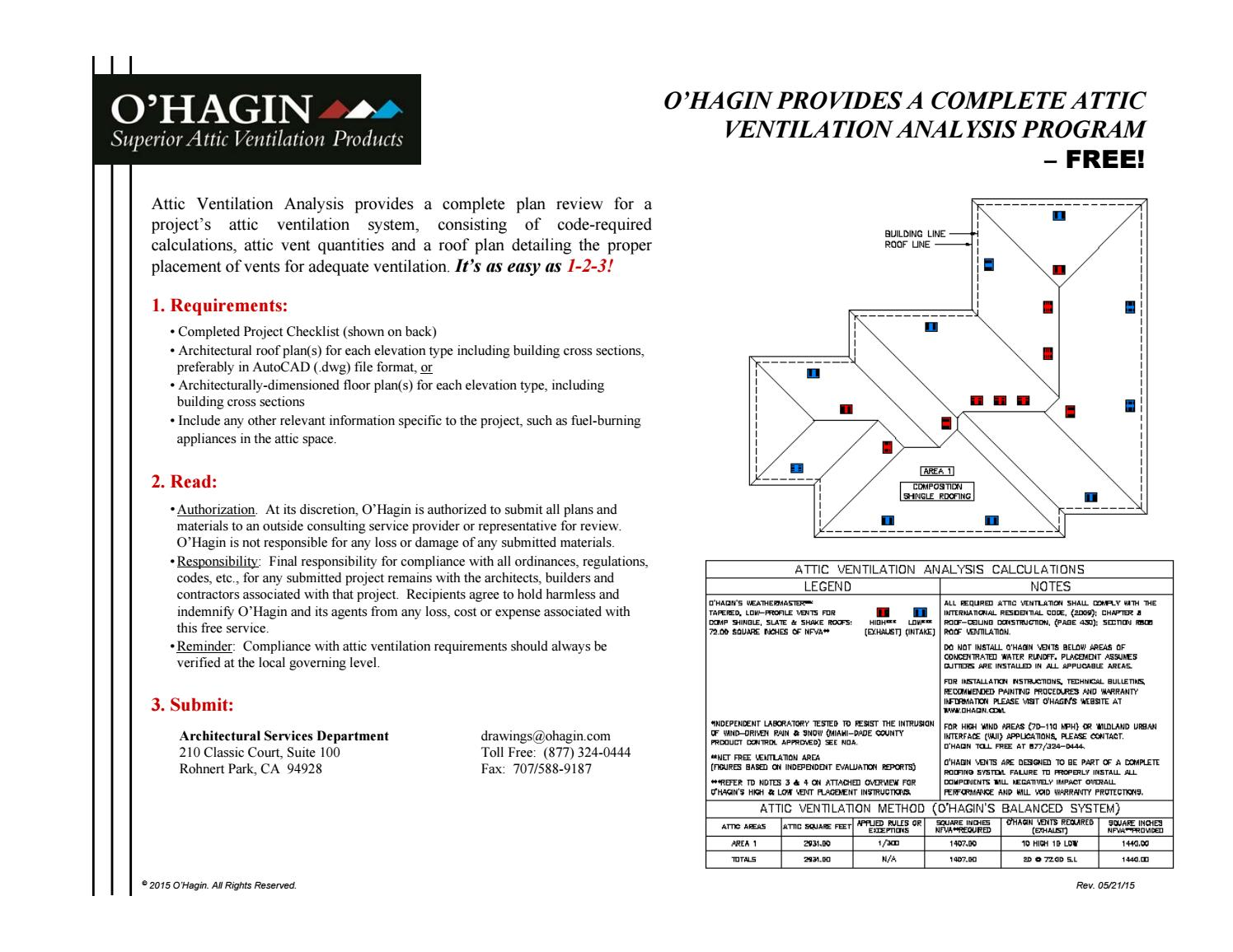 sc 1 st  Issuu & Ohagin attic vents solutions services by Ohagin Ventilation - issuu