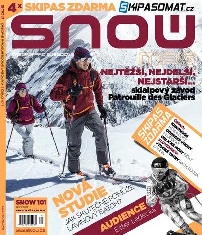 8cbc16d06 SNOW 101 - leden-únor 2017 by SNOW CZ s.r.o. - issuu