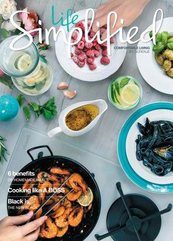 gorenje lifestyle magazine autumn issue 13 eng pdf by gorenje d d