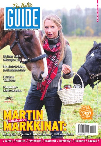 promo code 566fe fad5e The Baltic Guide FIN Marraskuu 2009 by The Baltic Guide - issuu