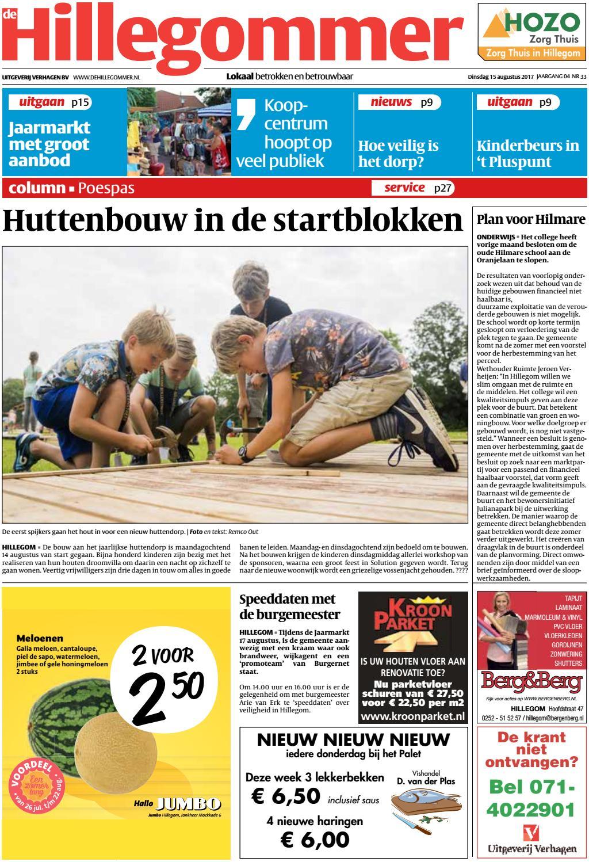 hg week 33 17 by uitgeverij verhagen issuu