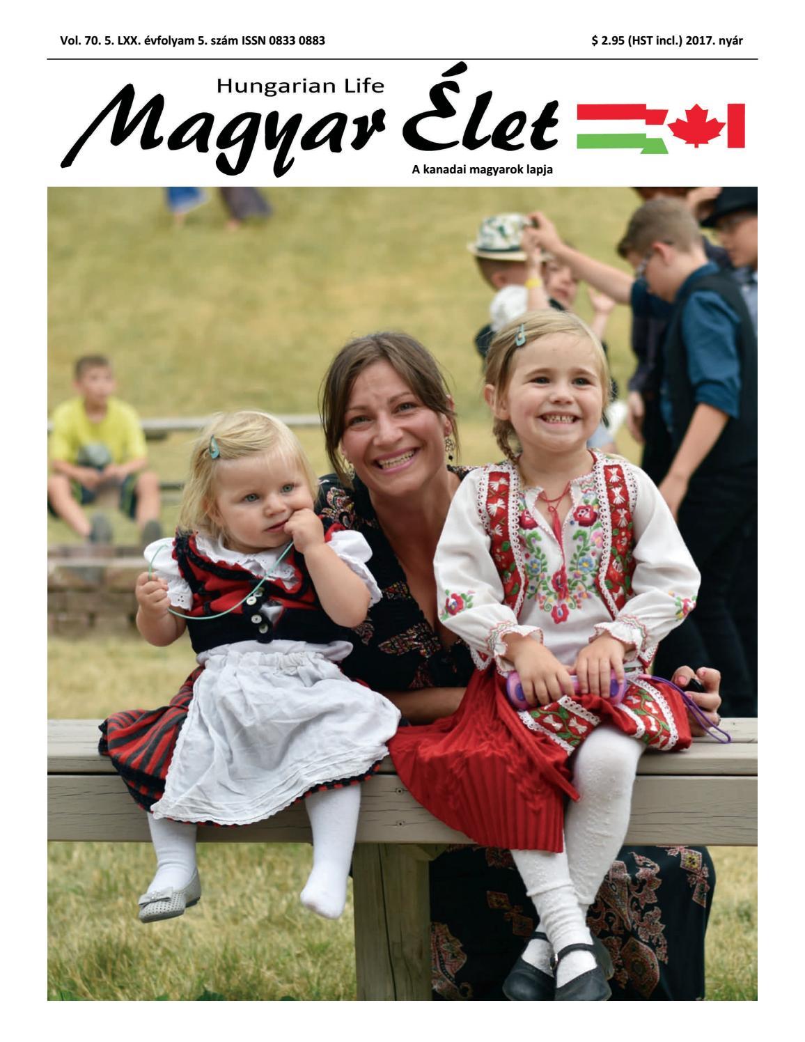 e821fb13fd Magyar Élet magazin 2017. nyár - web by Magyar Élet magazin - issuu