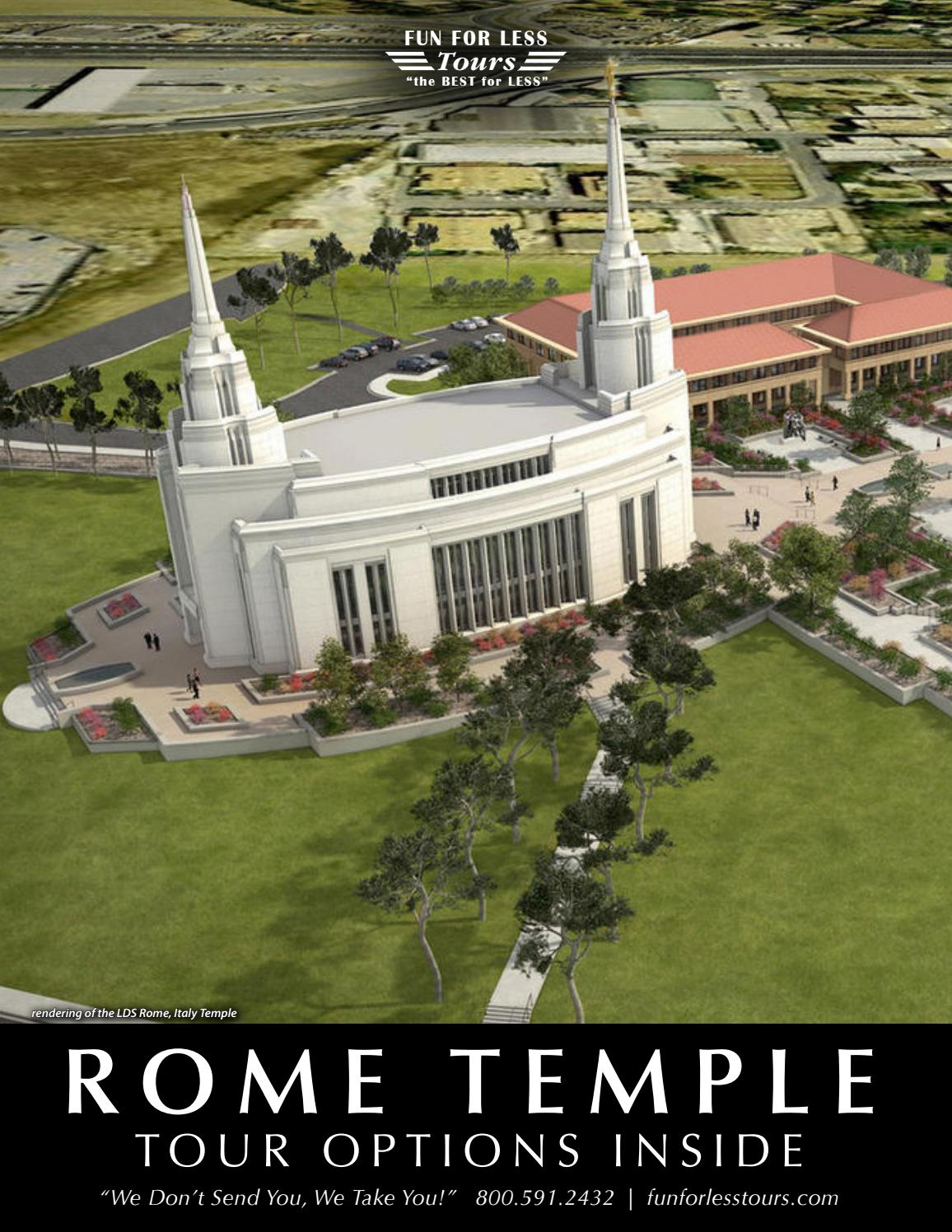 Tours For Less Lds