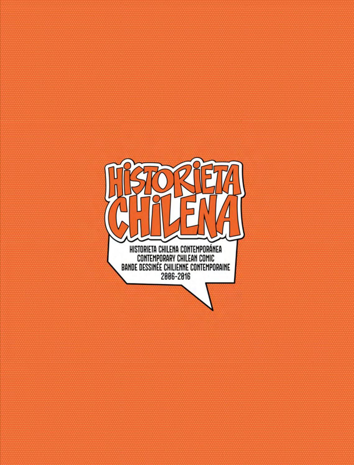 Historieta Chilena Contemporánea 2006 2016 By Dirección De