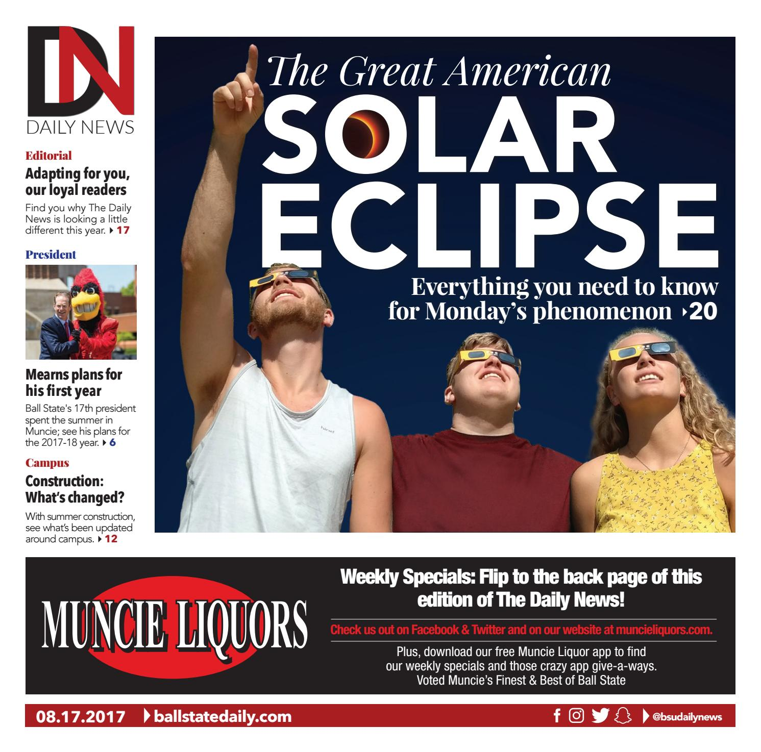 Roll Call 2017 by The Ball State Daily News - issuu 455b0337a
