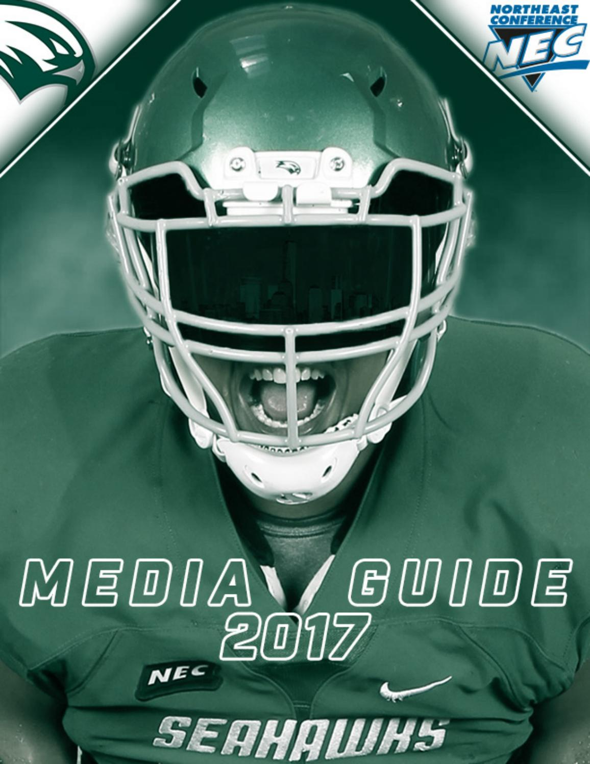 7604563c88b 2017 Wagner College Football Media Guide by Wagner College Athletics - issuu