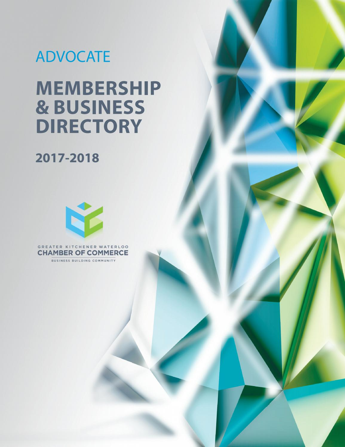 Membership & Business Directory 2017-2018 by Natalie Hemmerich - issuu