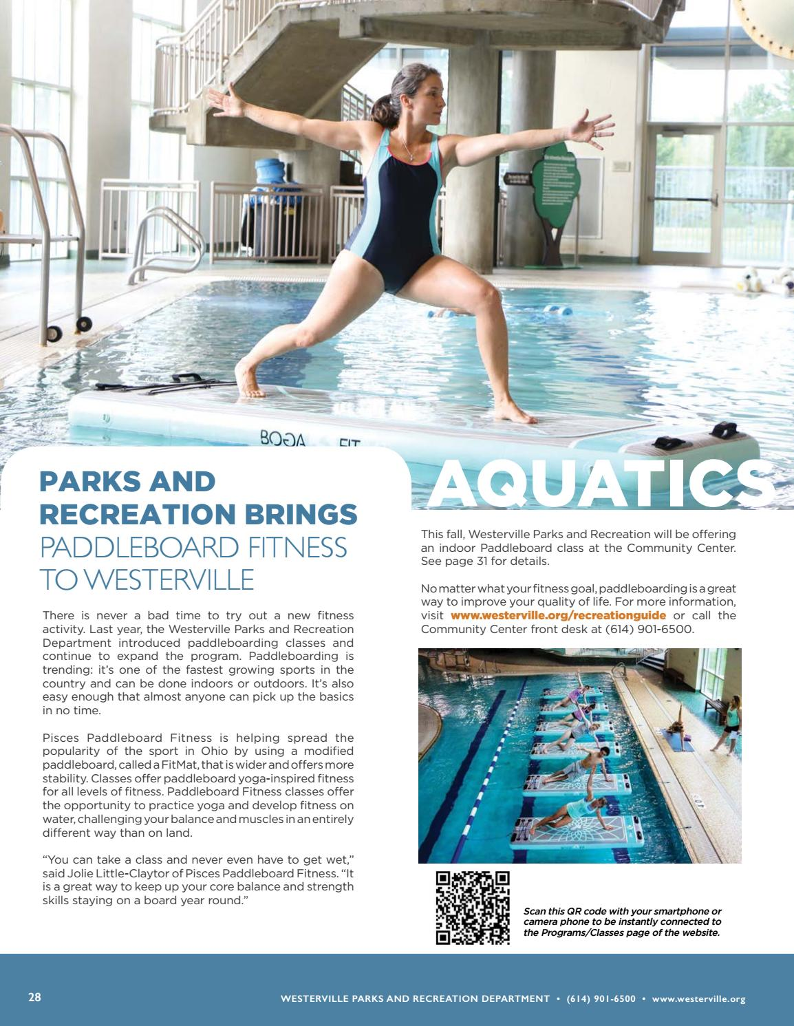Fall 2017 Westerville Community Recreation Guide Printed by