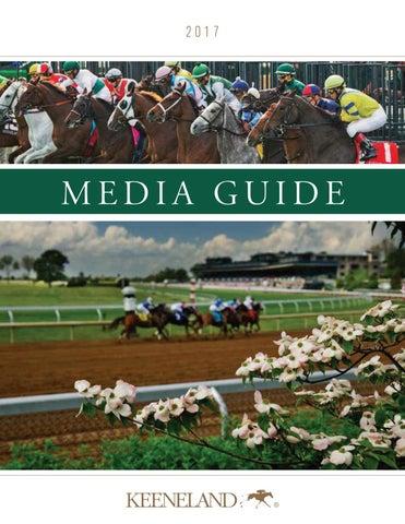 Keeneland Fall Media Guide 2017 by Keeneland - issuu 1dac186fde90