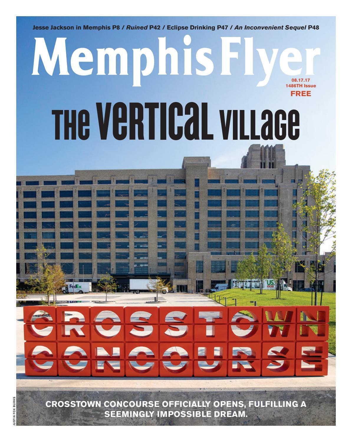9e0390f8b3 Memphis Flyer 8.17.17 by Contemporary Media - issuu