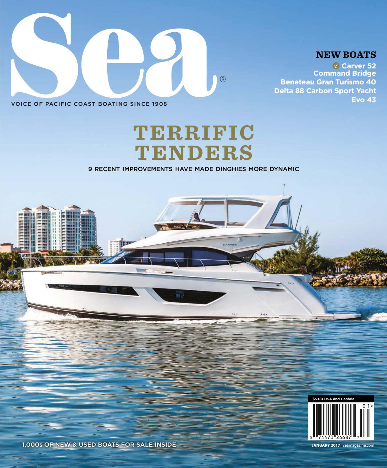 January 2017 – Sea Magazine by Duncan McIntosh Company - issuu