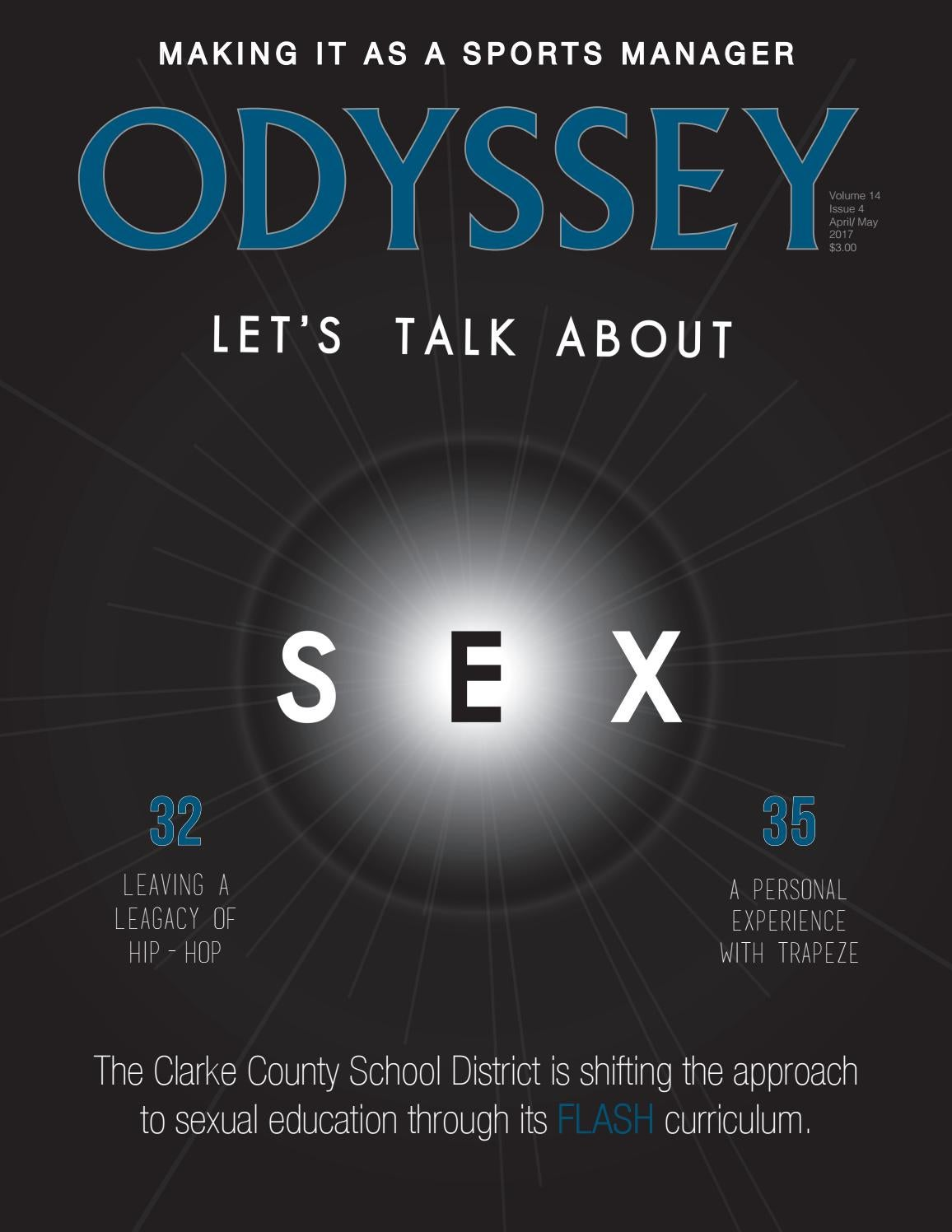 Odyssey media group vol 14 issue 4