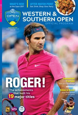Western   Southern Open Tennis 2017 by Cincinnati Magazine - issuu f7c5cef7b