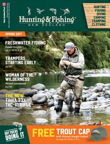 ca22bebb0c16b Hunting & Fishing New Zealand Spring Catalogue 2017