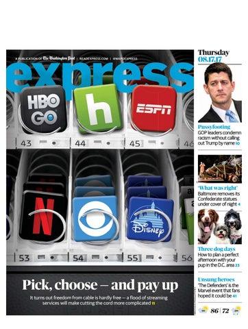 EXPRESS 08172017 By Express