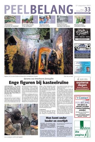 Pieter Van Der Eijken Kantoormeubelen.Peelbelang Wk33 By Das Publishers Issuu
