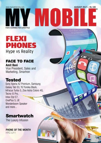 My mobile magazine aug 2017 by My Mobile - issuu